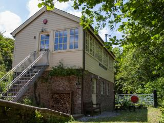 The Signal Box - Loddiswell vacation rentals