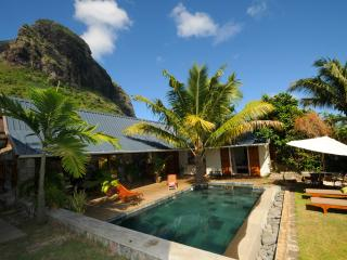 Nice 3 bedroom Le Morne House with Deck - Le Morne vacation rentals