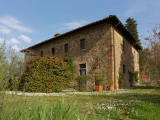 Stunning villa in in Chianti with pool, L'Iris - Figline Valdarno vacation rentals