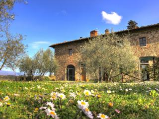 Stunning villa in in Chianti with pool, Il Glicine - Figline Valdarno vacation rentals