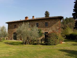 Stunning villa in in Chianti with pool, Le Rose - Figline Valdarno vacation rentals