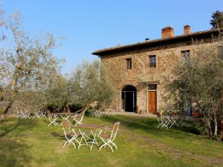 Stunning villa in in Chianti with pool, Margherite - Figline Valdarno vacation rentals
