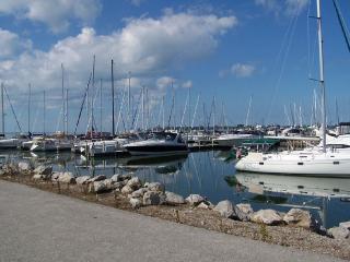 Chesapeake Lofts, Sandusky Bay/Marina View Condo - Sandusky vacation rentals