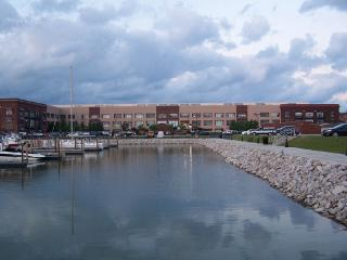 Chesapeake Lofts, Sandusky Bay/Marina View Condo - Sandusky vacation rentals