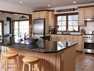 Luxurious Waterfront Home on Private Beach. Pet OK - Barnstable vacation rentals