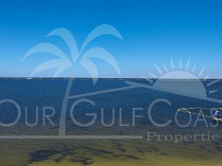 Panoramic Gulf and Bay View, Portofino Island - Pensacola Beach vacation rentals
