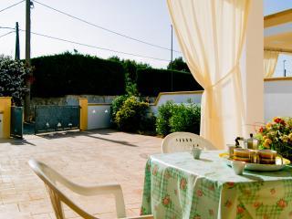 Villa Amalfi 3 at the seaside with parking space - Marina di Mancaversa vacation rentals