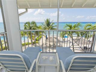 2 Bedroom 2 Bathroom Ocean Front Condo #18 - West Bay vacation rentals