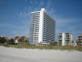 Penthouse Views and Inviting Space in well-located Oceanfront Resort - Myrtle Beach vacation rentals