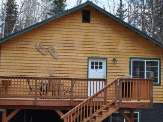 Rustic Elegance Your Home Away From Home  is now a 3 bedroom vacation to fit all - Talkeetna vacation rentals