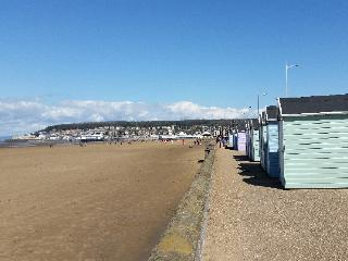 Enjoy this sun! 20% off nightly rates, was 99.00 now 79.00 + 5% Weekly in May - Weston super Mare vacation rentals