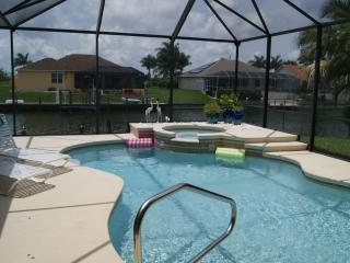 Waterfront, Pool, Spa,  -Paradise is Waiting - Cape Coral vacation rentals