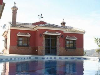 3 bedroom Villa with Washing Machine in Villanueva del Rosario - Villanueva del Rosario vacation rentals
