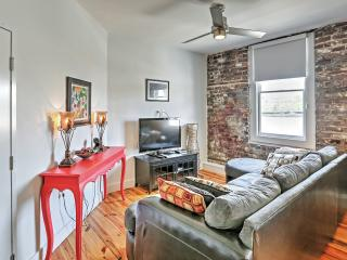 New Listing! Authentic 2BR Downtown Savannah Condo w/Wifi & Prime Location in Historic District - Walk to Mrs. Wilkes Dining Room, Forsyth Park & Much More! - Savannah vacation rentals