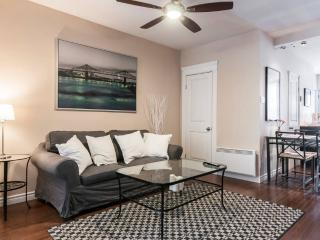 Nice Condo with Washing Machine and Television - Montreal vacation rentals