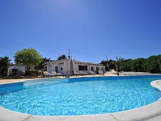 Villa for 6 people with private pool in Capdepera. - Capdepera vacation rentals