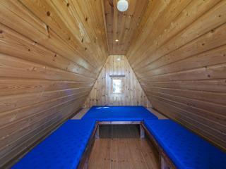 Linwater Caravan Park - Timbertent Glamping Pod - Newbridge vacation rentals