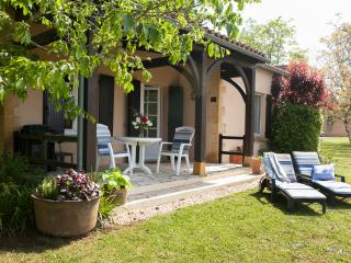 Frances Field at Domaine de Leygue. - Bourniquel vacation rentals