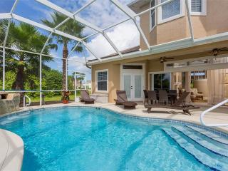 Seas the Day, 3 Bedrooms, Private Pool, Sleeps 8 - Palm Coast vacation rentals