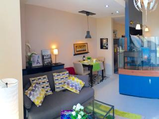 Homey Suite Studio at Twin Oaks Place, Great Views - Mandaluyong vacation rentals