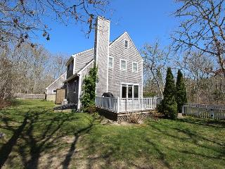 Wonderful Edgartown Home with Central Air Conditioning - Edgartown vacation rentals