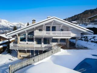 5 bedroom Chalet with Internet Access in Megève - Megève vacation rentals
