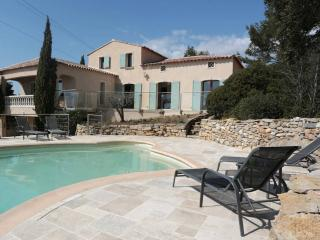 Beautiful villa with panoramic view - La Cadiere d'Azur vacation rentals