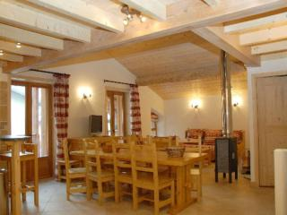 Spacious 3* duplex with wood stove - Lanslebourg Mont Cenis vacation rentals