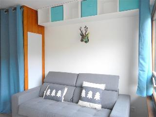 Superb renovated studio w/ small BDR - L'Alpe-d'Huez vacation rentals