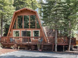 Spacious, Wooded Tahoe Cabin With Miles of Trails Outside Front Door - Carnelian Bay vacation rentals
