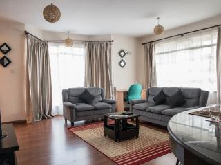 Comfortable 3 bedroom Nairobi Apartment with Internet Access - Nairobi vacation rentals