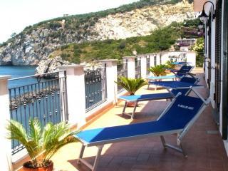 Romantic Classy Villa with Sea Views and Hot Tub - Massa Lubrense vacation rentals