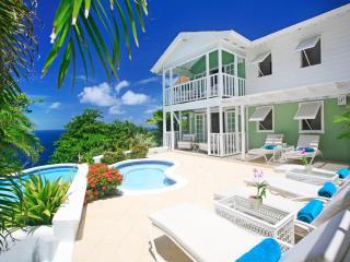 Gorgeous 3 bedroom Villa in Cap Estate - Cap Estate vacation rentals