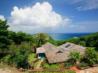 Charming Villa with Internet Access and Balcony - Cap Estate vacation rentals