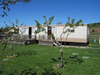 3 Bedroomed caravan, on a farm, not on a park, max 4 adults - Denbigh vacation rentals