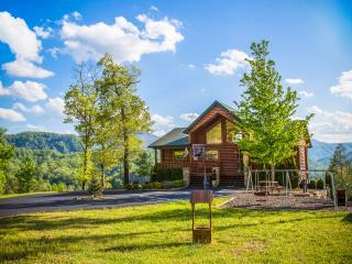 Private Luxury Log Home Amazing Mtn Views Hot Tub - Gatlinburg vacation rentals