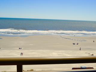 MAR VISTA GRANDE, 3BR OCEANFRONT CORNER, Stunning! - North Myrtle Beach vacation rentals