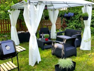 BIG Apartment Anders - SOPOT Center with Garden ! - Sopot vacation rentals