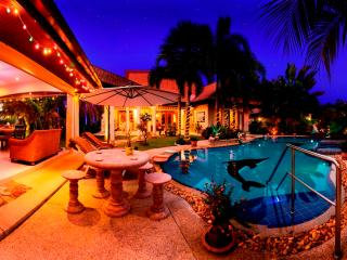 Luxury Private Villa in Countryside Location - Bang Lamung vacation rentals
