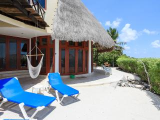 Stunning 3 Bdr Beachfront Paradise, Chic and Relax - Tulum vacation rentals