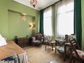 Sunny Mezzanine Flat with Terrace / Great Location - Istanbul vacation rentals