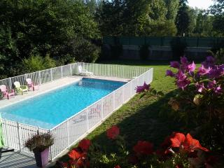 5 bedroom Gite with Private Outdoor Pool in Gagnac-sur-Cere - Gagnac-sur-Cere vacation rentals
