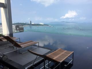 1 Bedroom Sea view in Pattaya near Beach & Walking - Jomtien Beach vacation rentals