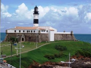 Facing Farol da Barra & the Ocean - Salvador vacation rentals