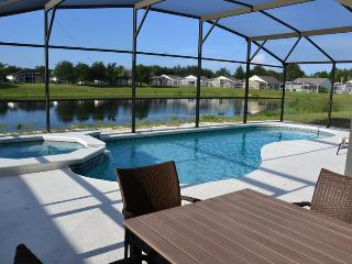 Stunning 4Br Villa, South Facing Pool, Lake View - Clermont vacation rentals