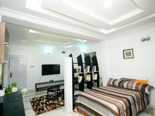 Beautiful Studio Flat in Lekki Phase 1 - Lekki vacation rentals