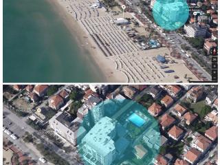 Sea front 2 Bedroom with community pool - Giulianova vacation rentals