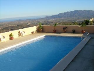 A two bedroom casita with private 10x5 pool with spectacular views - Bedar vacation rentals