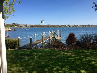 Ocean Waterfront Cottage With Dock - Narragansett vacation rentals