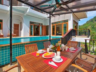 8 Bedroom Patong Beach Sea View Pool Villa - Patong Beach vacation rentals